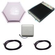 Комплект Baltic Signal для усиления GSM 900, 3G и 4G (до 400 м2)