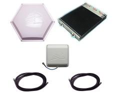 Комплект Baltic Signal для усиления GSM 900, 3G и 4G (до 400 м2) фото 1