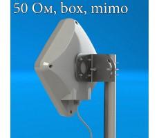 Комплект 3G/4G Коттедж-14 (WiFi-роутер Zyxel + уличный модем 3G/4G 2x14 дБ) фото 10