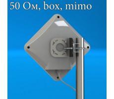 Комплект 3G/4G Коттедж-14 (WiFi-роутер Zyxel + уличный модем 3G/4G 2x14 дБ) фото 14