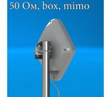Комплект 3G/4G Коттедж-14 (WiFi-роутер Zyxel + уличный модем 3G/4G 2x14 дБ) фото 16