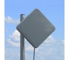 Комплект 3G/4G Коттедж-14 (WiFi-роутер Zyxel + уличный модем 3G/4G 2x14 дБ) фото 2
