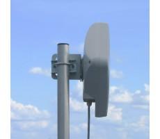 Комплект 3G/4G Коттедж-14 (WiFi-роутер Zyxel + уличный модем 3G/4G 2x14 дБ) фото 3