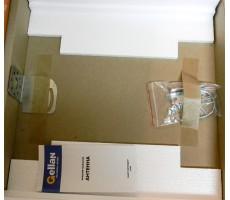 Антенна 3G/4G Gellan FullBand-18M (Панельная, 2х17 дБ) фото 4