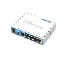 Роутер USB-WiFi MikroTik hAP (RB951Ui-2nD) фото 2