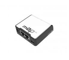 Роутер USB-WiFi MikroTik mAP (RBmAP2nD) фото 1