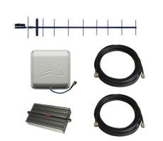 Комплект Baltic Signal для усиления GSM 900 (до 400 м2) фото 1