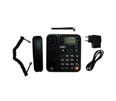 Стационарный сотовый телефон Termit FixPhone v2 с панельной антенной Nitsa-6 фото 3