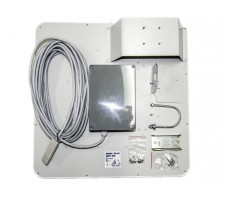 Антенна OMEGA 3G/4G MIMO USB BOX (Панельная, 2 x 16-18 дБ, USB 10 м., 2xUFL (IPX)) фото 11