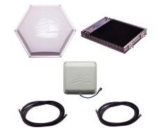 Комплект Baltic Signal для усиления GSM 900 и 3G (до 400 м2) фото 1