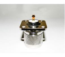 Разъём N-P145 (N-male, корпусной, для приборов) фото 2