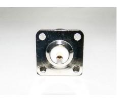 Разъём N-P145 (N-male, корпусной, для приборов) фото 3