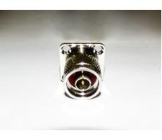 Разъём N-P145 (N-male, корпусной, для приборов) фото 4