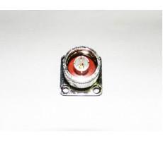 Разъём N-P145 (N-male, корпусной, для приборов) фото 5