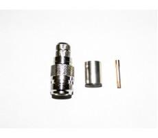 Разъём N-211/5D (N-female, обжимной, на кабель 5D) фото 8