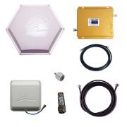 Комплект Baltic Signal для усиления GSM 900 и 3G (до 200 м2)