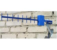 Кронштейн стеновой для крепления антенн KS-120 фото 9