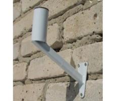 Кронштейн стеновой для крепления антенн KS-120 фото 6
