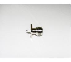 Разъём N-P245 (N-female, корпусной, для приборов) фото 2