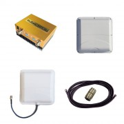 Комплект ДалCвязь DS-900/2100-10 для усиления GSM 900 и 3G (до 150 м2)