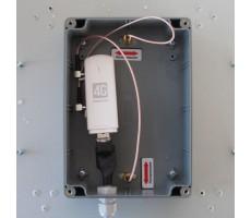 Антенна OMEGA 3G/4G MIMO USB BOX (Панельная, 2 x 16-18 дБ, USB 10 м., 2xTS9) фото 2