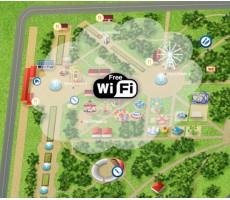 Комплект для мощного WiFi на загородном участке (круг до 100 м.) фото 1