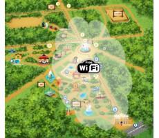 Комплект для мощного WiFi на загородном участке (сектор до 200 м.) фото 1