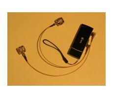 Антенный адаптер (пигтейл) для 3G/4G USB модемов ZTE (N-male - TS9) и мобильных роутеров фото 3