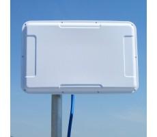 Антенна WiFi AX-2418P (Панельная, 18 дБ) фото 3