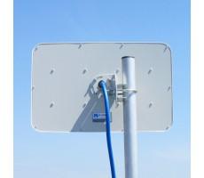 Антенна WiFi AX-2418P (Панельная, 18 дБ) фото 5