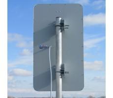 Антенна ДМВ (DVB-T, DVB-T2) CIFRA-12 (Панельная, 12 дБ) фото 4