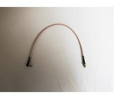 Антенный адаптер (пигтейл) для 3G/4G модемов Huawei (SMA-female - CRC9) фото 2