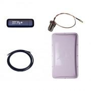 Модем 3G/4G Huawei E3272 с внешней антенной 3G/4G 17 dB и ВЧ-кабелем 5 м