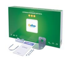 Антенна 3G/4G Gellan FullBand-18 (Панельная, 18 дБ) фото 3
