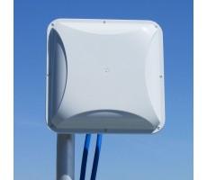 Антенна 3G/4G PETRA BB MIMO 2x2 (Панельная, 2 х 13-15 дБ) фото 11