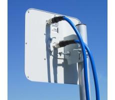 Антенна 3G/4G PETRA BB MIMO 2x2 (Панельная, 2 х 13-15 дБ) фото 10