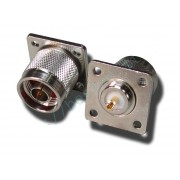 Разъём N-P145 (N-male, корпусной, для приборов)
