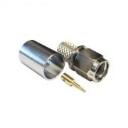 Разъём S-111/5D (SMA-male, обжимной, на кабель 5D)