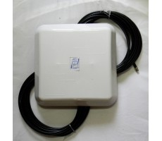 Антенна 3G/4G FLAT Combi MIMO (Панельная, 2 x 13-15 дБ) фото 3