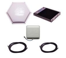 Комплект Baltic Signal для усиления GSM 900 и 1800 (до 400 м2) фото 1