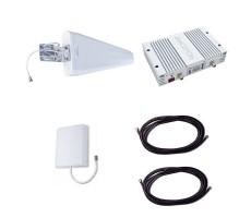 Комплект ДалCвязь DS-900/2100-23 для усиления GSM 900 и 3G (до 400 м2) фото 1