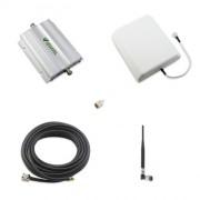Комплект Vegatel VT-900E/3G-kit для усиления GSM 900 и 3G (до 150 м2)