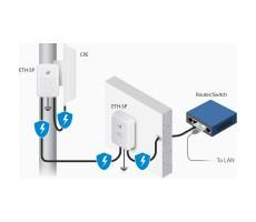 Грозозащита Ubiquiti Ethernet Surge Protector Gen2 (ETH-SP-G2) фото 10
