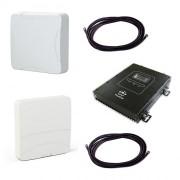 Комплект Picocell 5sx17 PRO для усиления GSM, DCS, 3G, 4G, LTE (до 200 м2)