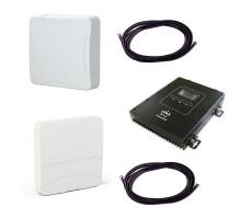 Комплект Picocell 5sx23 для усиления GSM, 3G и 4G (до 400 м2) фото 1