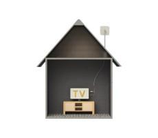 Инжектор питания AX-TVI USB для антенных усилителей 5В фото 5