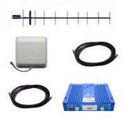 Комплект Baltic Signal BS-GSM-80 PRO для усиления GSM 900 (до 1500 кв.м)
