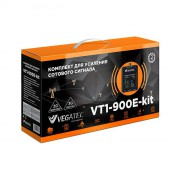 Комплект Vegatel VT1-900E-kit LED для усиления GSM 900 (до 200 м2)