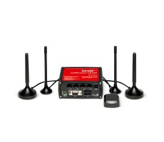 Роутер 3G/4G-WiFi CellRouter CR41P Dual-Sim, GPS фото 1