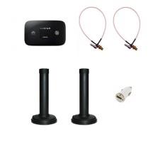 Роутер 3G/4G-WiFi Huawei e5786 с двумя антеннами фото 1